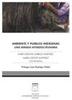 Ambiente y pueblos indígenas / Garros Martínez, María Cristina (2017) - URL