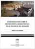 Consideraciones sobre el procedimiento administrativo en la provincia del Neuquén / Barrese, María Julia (2017) - URL