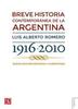 Breve historia contemporánea de la Argentina - URL