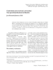 La ultraactividad de las leyes en materia contractual  - application/pdf